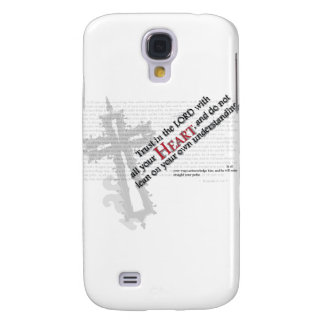 Trust in the Lord Galaxy S4 Cover