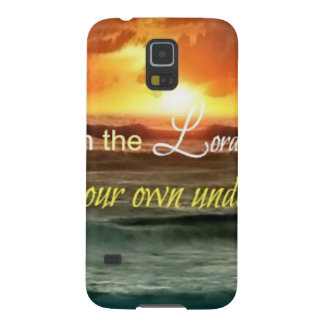Trust in the Lord Inspirational Case For Galaxy S5