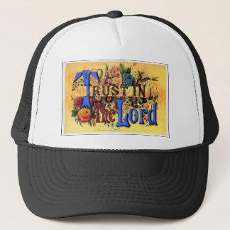 Trust in the Lord Trucker Hat
