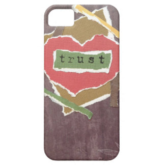 Trust in your heart iPhone5 case