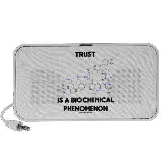 Trust Is A Biochemical Phenomenon (Oxytocin) Mini Speakers