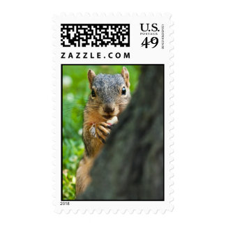 Trust Issues Postage Stamp