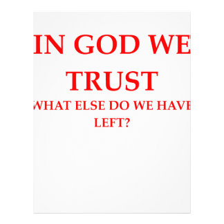 TRUST LETTERHEAD