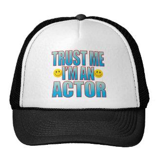 Trust Me Actor Life B Trucker Hat