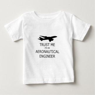 Trust me aeronautical I'm an engineer Baby T-Shirt