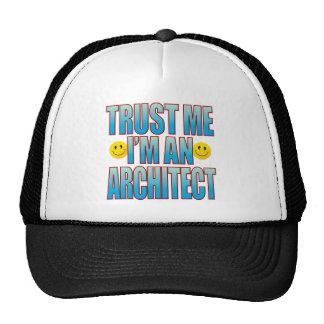 Trust Me Architect Life B Trucker Hat