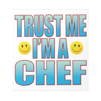 Trust Me Chef Life B Notepad
