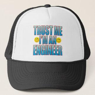 Trust Me Engineer Life B Trucker Hat
