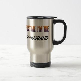 Trust Me Ex-Husband Mugs