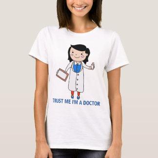 Trust Me Four T-Shirt