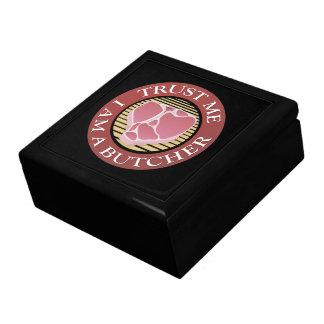 Trust me, I am a Butcher T-bone Gift Box