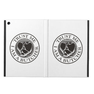 Trust me, I am a Butcher T-bone iPad Air Cover
