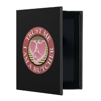 Trust me, I am a Butcher T-bone iPad Case