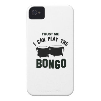 Trust me I can play the BONGO iPhone 4 Cover