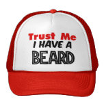 Trust Me I have a Beard Hat