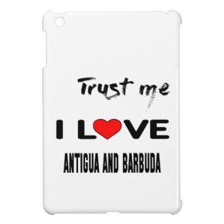 Trust me I love Antigua and Barbuda. Case For The iPad Mini