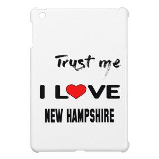 Trust me I love NEW HAMPSHIRE. Case For The iPad Mini