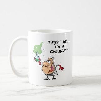 Trust Me I m a Chemist Mugs