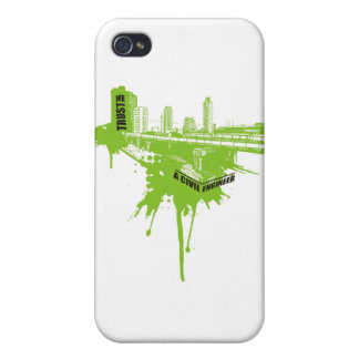 Trust Me I m A Civil Engineer tee 3 iPhone 4 Cover