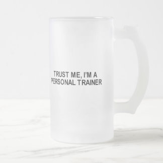 trust me i m a personal trainer t-shirt coffee mug