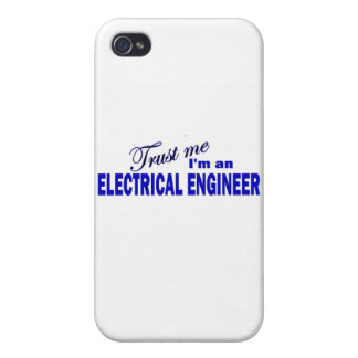 Trust Me I m an Electrical Engineer iPhone 4 Cover