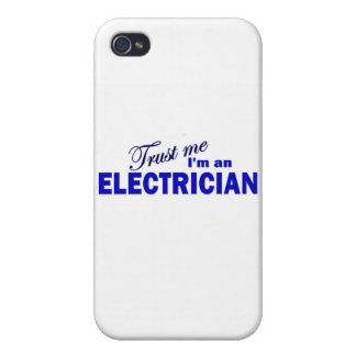 Trust Me I m an Electrician iPhone 4/4S Cases
