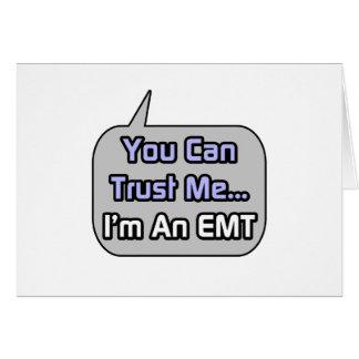 Trust Me I m an EMT Cards
