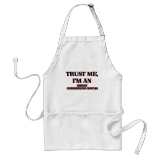 Trust Me I m an Energy Conservation Officer Apron
