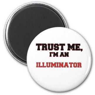 Trust Me I m an My Illusionist Fridge Magnet