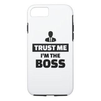 Trust me I'm the boss iPhone 8/7 Case