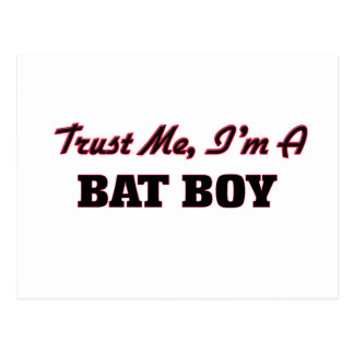 Trust me I'm a Bat Boy Post Cards