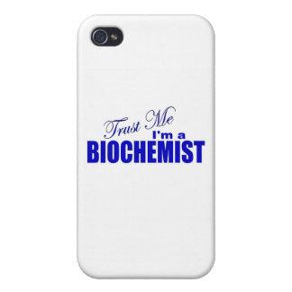 Trust Me I'm a Biochemist iPhone 4/4S Cover