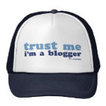 Trust Me, I'm a Blogger (LiveJournal) Trucker Hat