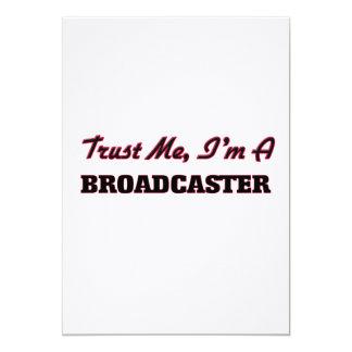 Trust me I'm a Broadcaster Custom Invites