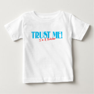 Trust Me I'm A Butcher Text Tshirt