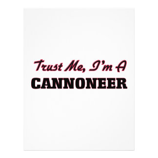 Trust me I'm a Cannoneer Flyers