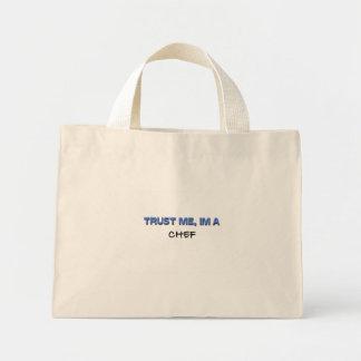 Trust Me I'm a Chef Mini Tote Bag