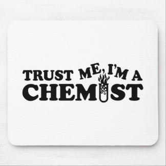 Trust Me I'm a Chemist Mousepads