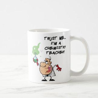 Trust Me... I'm a Chemistry Teacher Coffee Mug