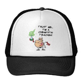 Trust Me... I'm a Chemistry Teacher Trucker Hats