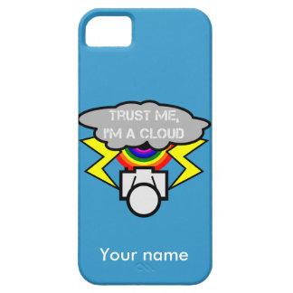 Trust me I'm a cloud iPhone SE/5/5s Case