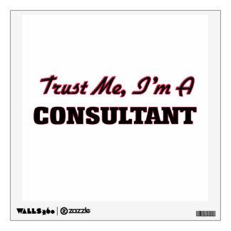 Trust me I'm a Consultant Room Graphics
