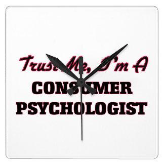 Trust me I'm a Consumer Psychologist Wallclocks