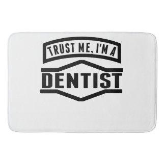 Trust Me I'm A Dentist Bath Mats