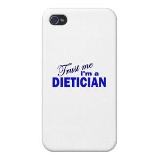 Trust Me I'm a Dietician iPhone 4 Case