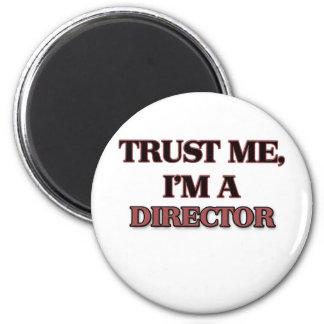 Trust Me I'm A DIRECTOR Fridge Magnets