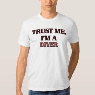Trust Me I'm A DIVER T Shirt