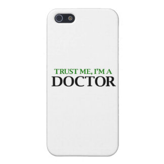 Trust Me, I'm A Doctor Case For iPhone SE/5/5s