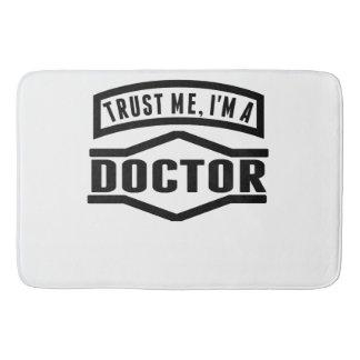 Trust Me I'm A Doctor Bath Mats