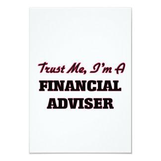 Trust me I'm a Financial Adviser Personalized Invites